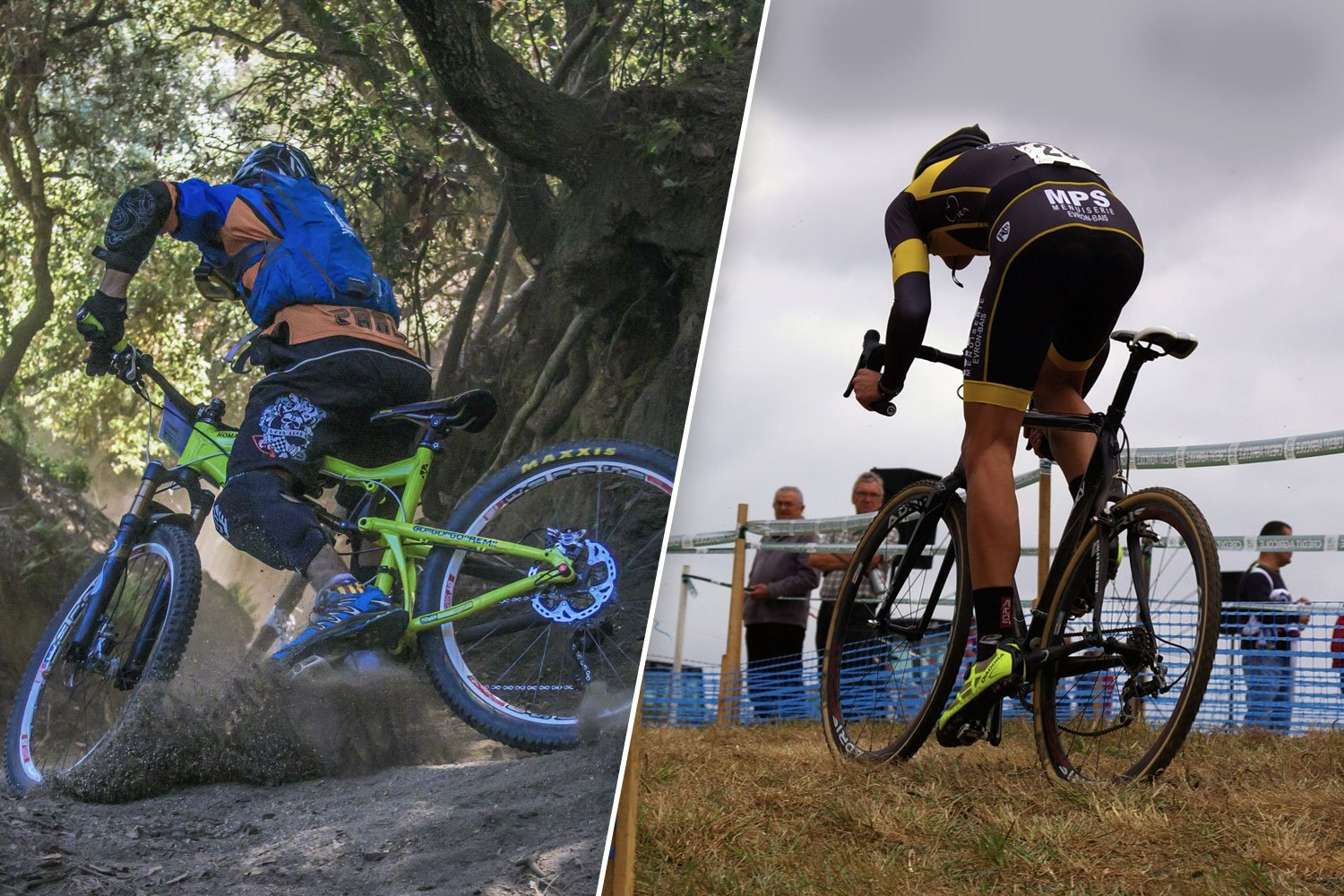 Mountainbike vs. Cyclocross - was passt zu dir?