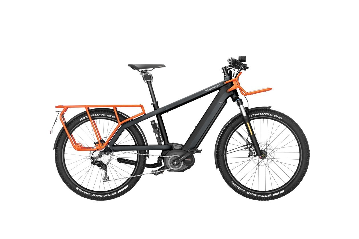 Riese & Müller 2019 Multicharger GX Touring