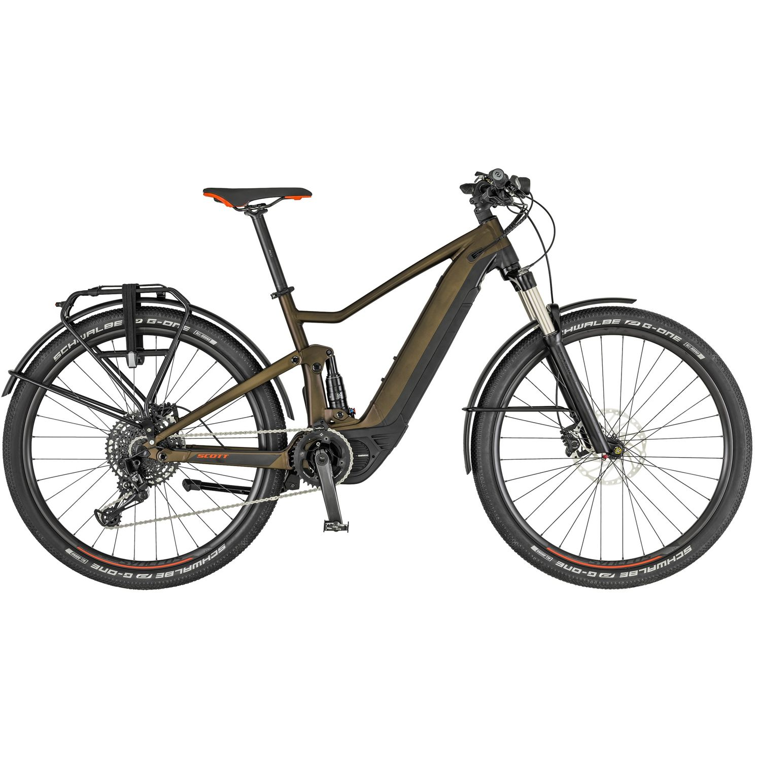 Scott 2019 Axis eRide Evo