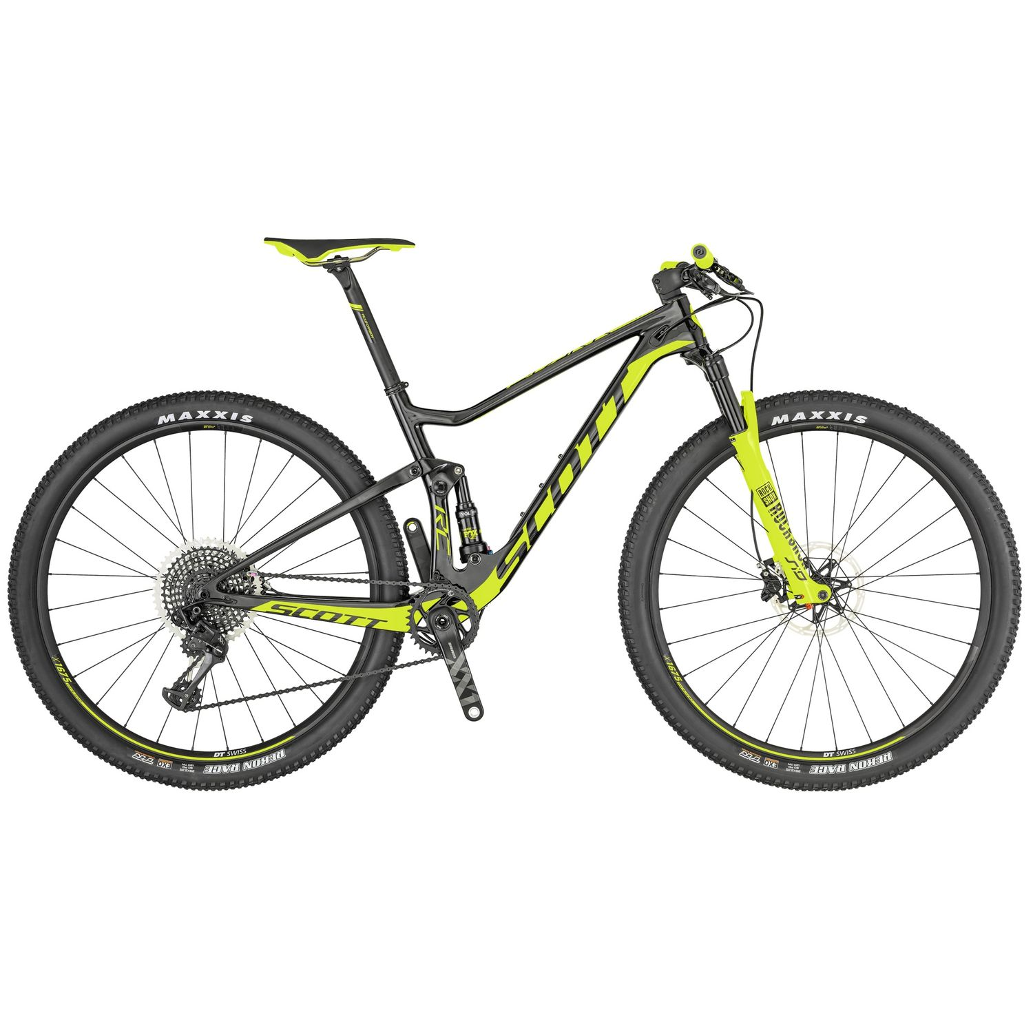 Scott 2019 Spark RC 900 World Cup
