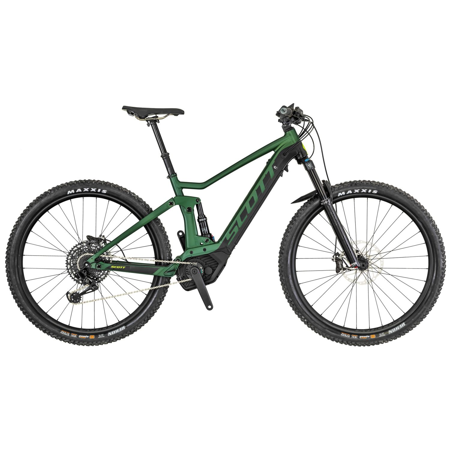 Scott 2019 Strike eRide 910