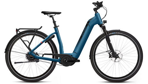 Flyer Gotour6 500 Wh - 2019 - 28 Zoll - Tiefeinsteiger Jeansblue ab 3.399 €