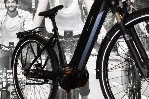 Schicke Tiefeinsteiger City E-Bikes 2019