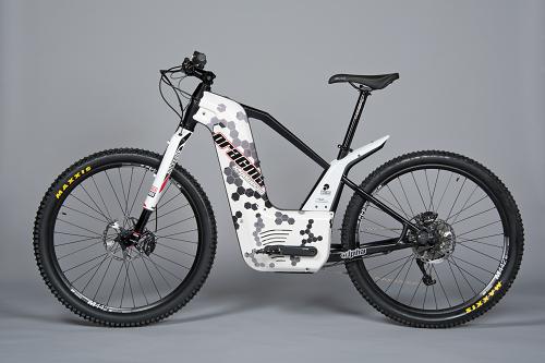 Serienreifes Wasserstoff E-Bike von Pragma Industries