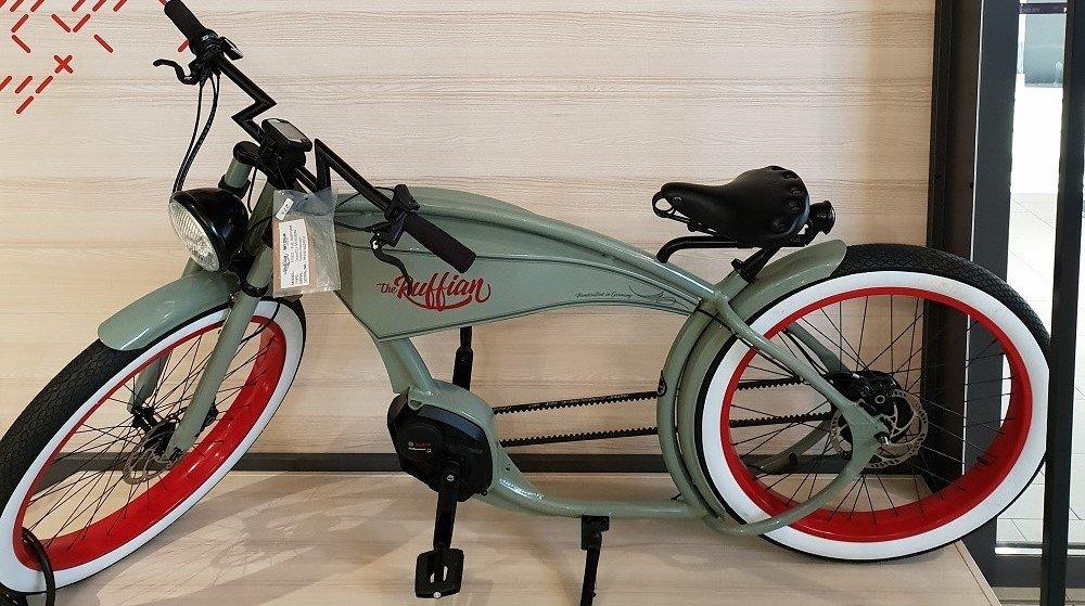 """The Ruffian"" von Ruff Cycles"