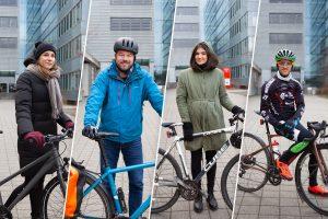 Winter Bike to Work Day 2019 - Wir radeln bei jedem Wetter!