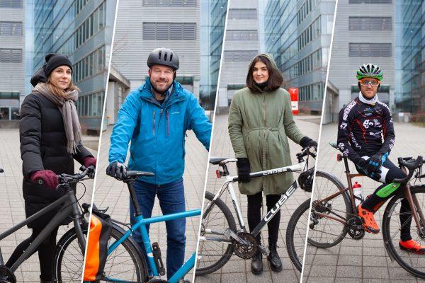 Winter Bike to Work Day 2019 – Wir radeln bei jedem Wetter!