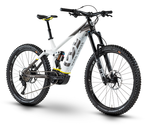 Husqvarna Hard Cross HC8
