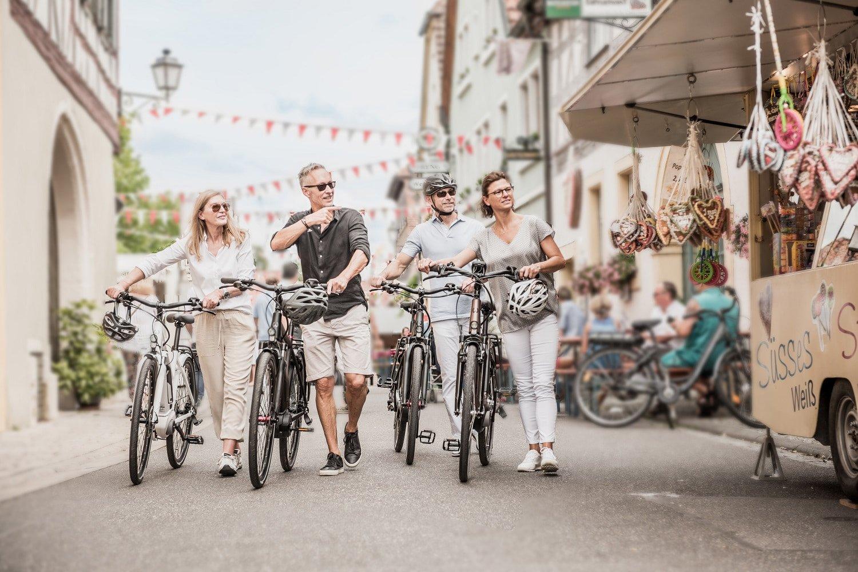 Winora E-Bikes 2019