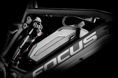 Focus E-Bikes Tailored Energy Concept