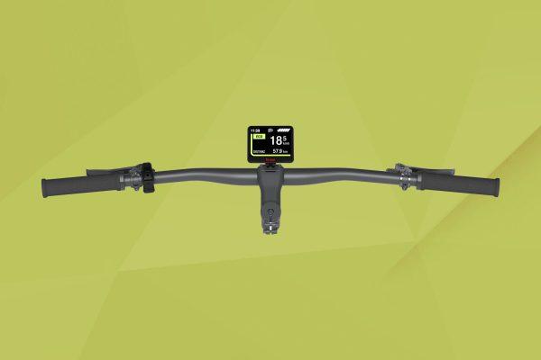 Brose E-Bikes 2019: Drei neue Displays aus eigener Entwicklung