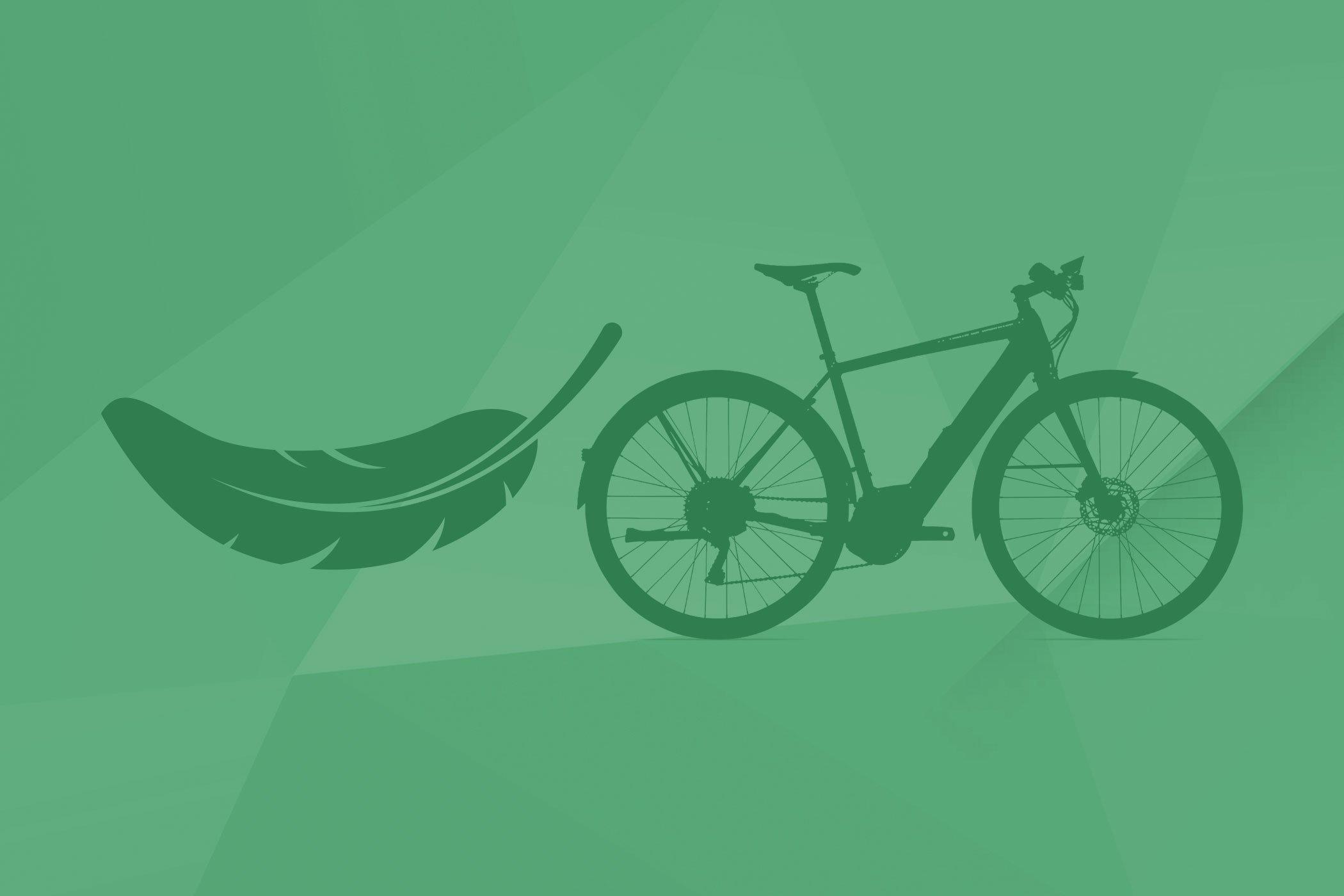 Leichte Fahrräder