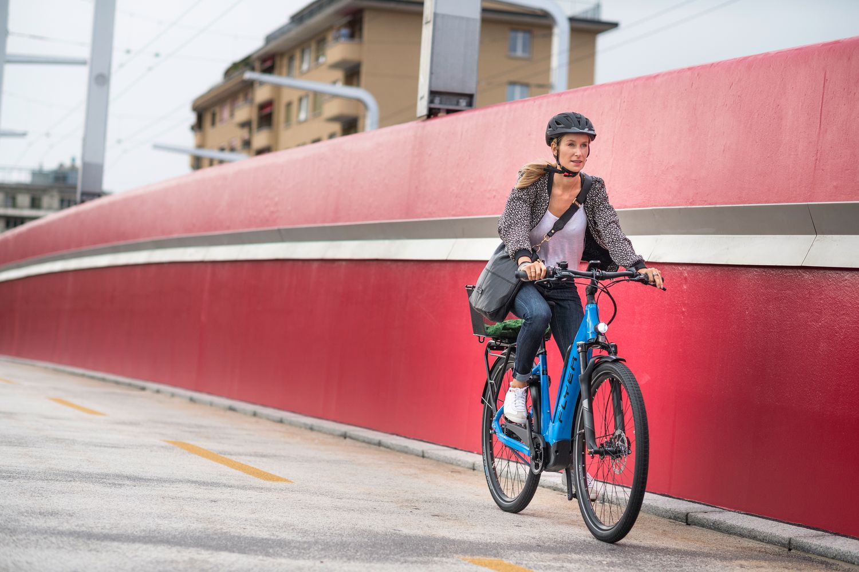Leichte Citybikes