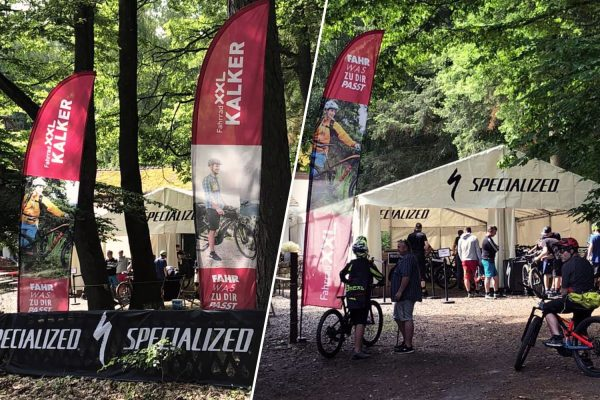 "Specialized ""Test The Best"" Event by Fahrrad XXL Kalker"