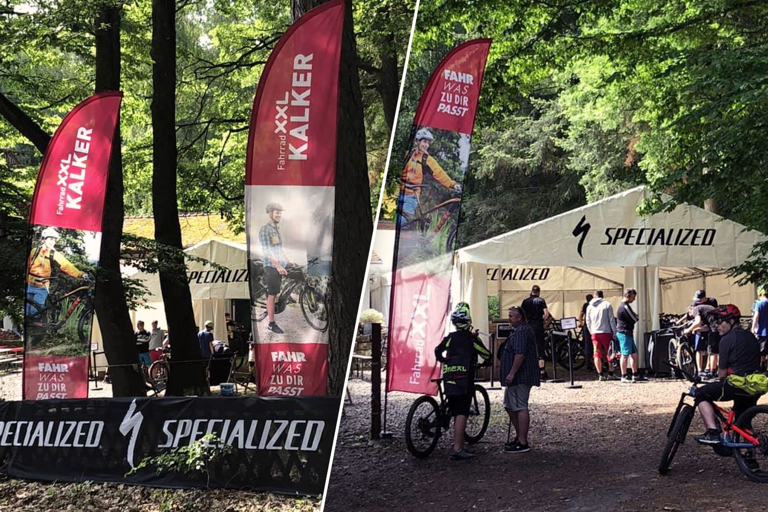Specialized Test Event by Fahrrad XXL