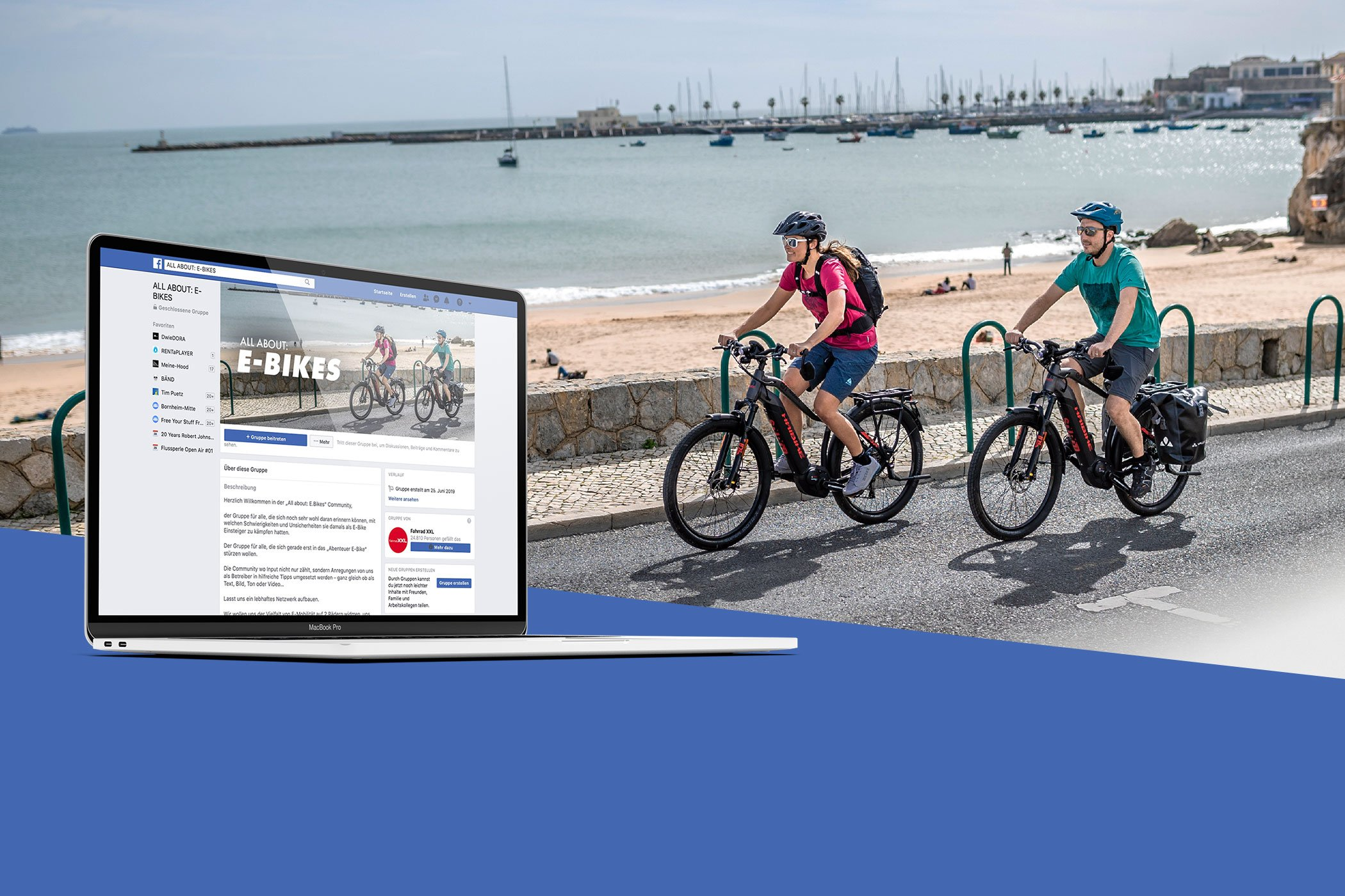 ALL ABOUT: E-BIKES Community by Fahrrad XXL