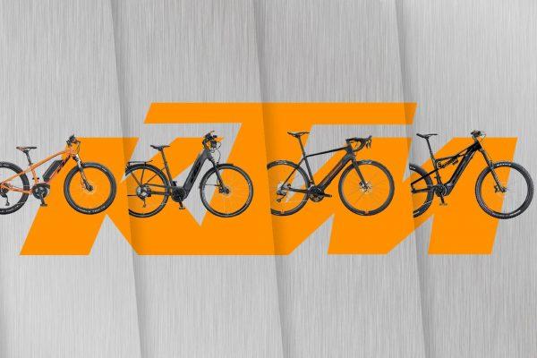 KTM E-Bikes 2020