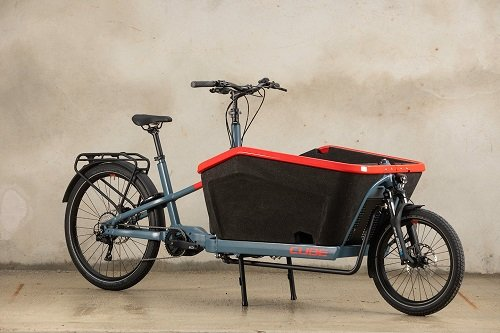 Cube Cargo Hybrid 2020
