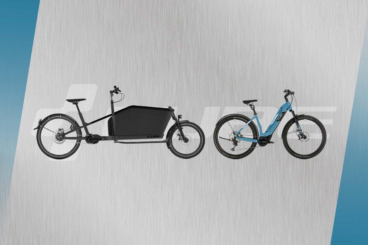 Cube E-Bikes 2020