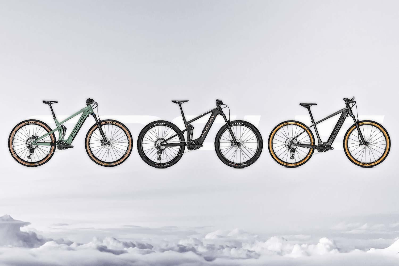 Focus E-Bike Neuheiten 2020