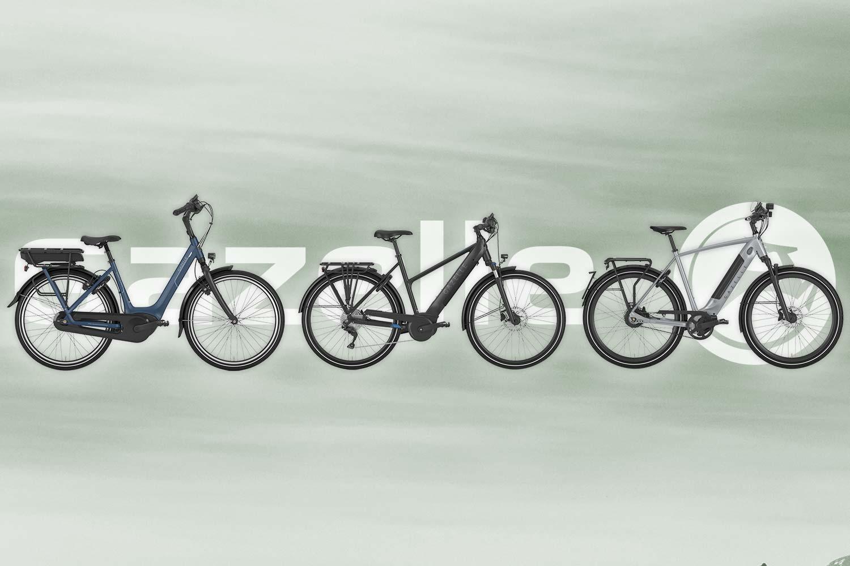 Gazelle Fahrrad Neuheiten 2020