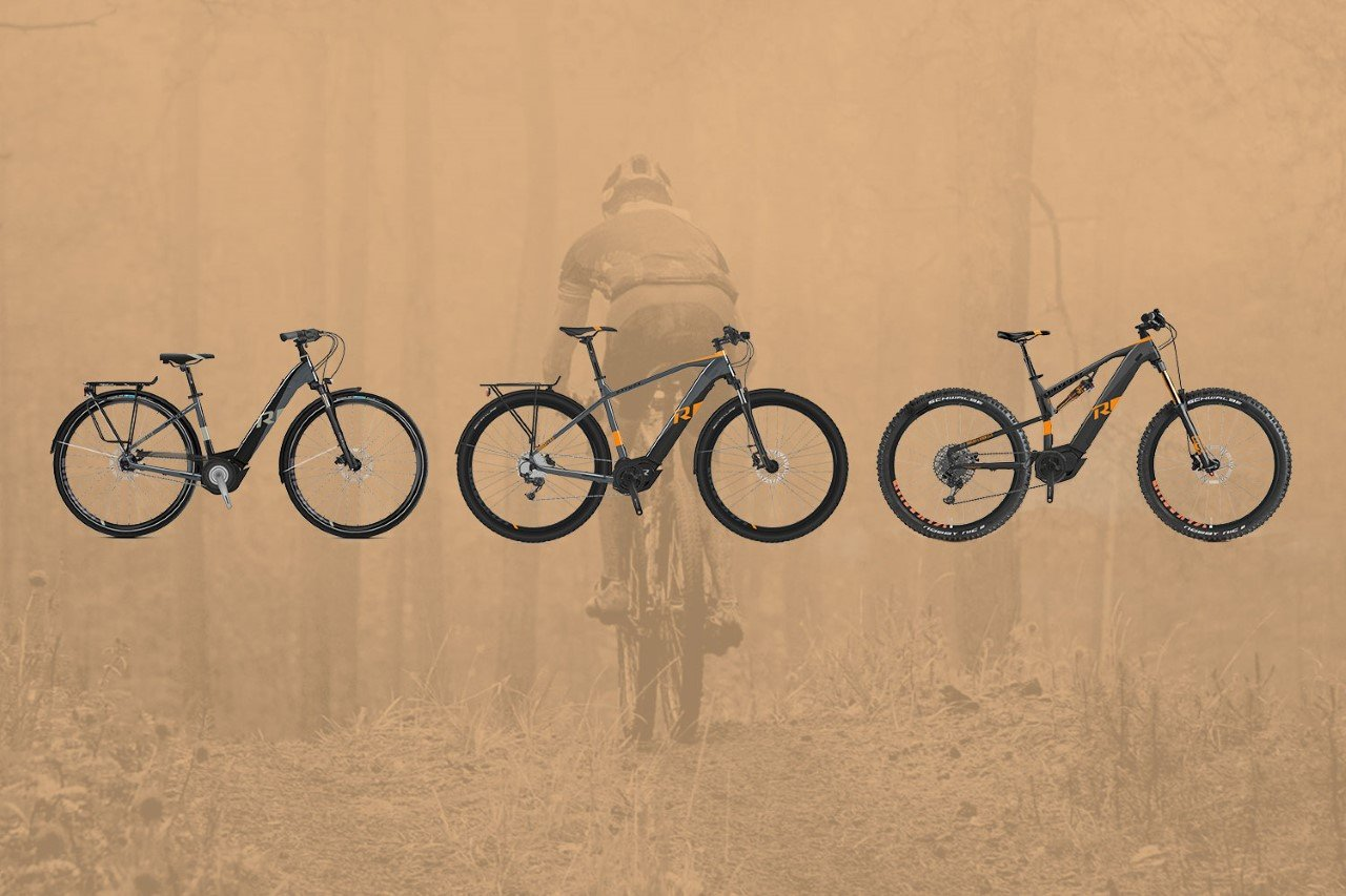 R Raymon E-Bikes 2020