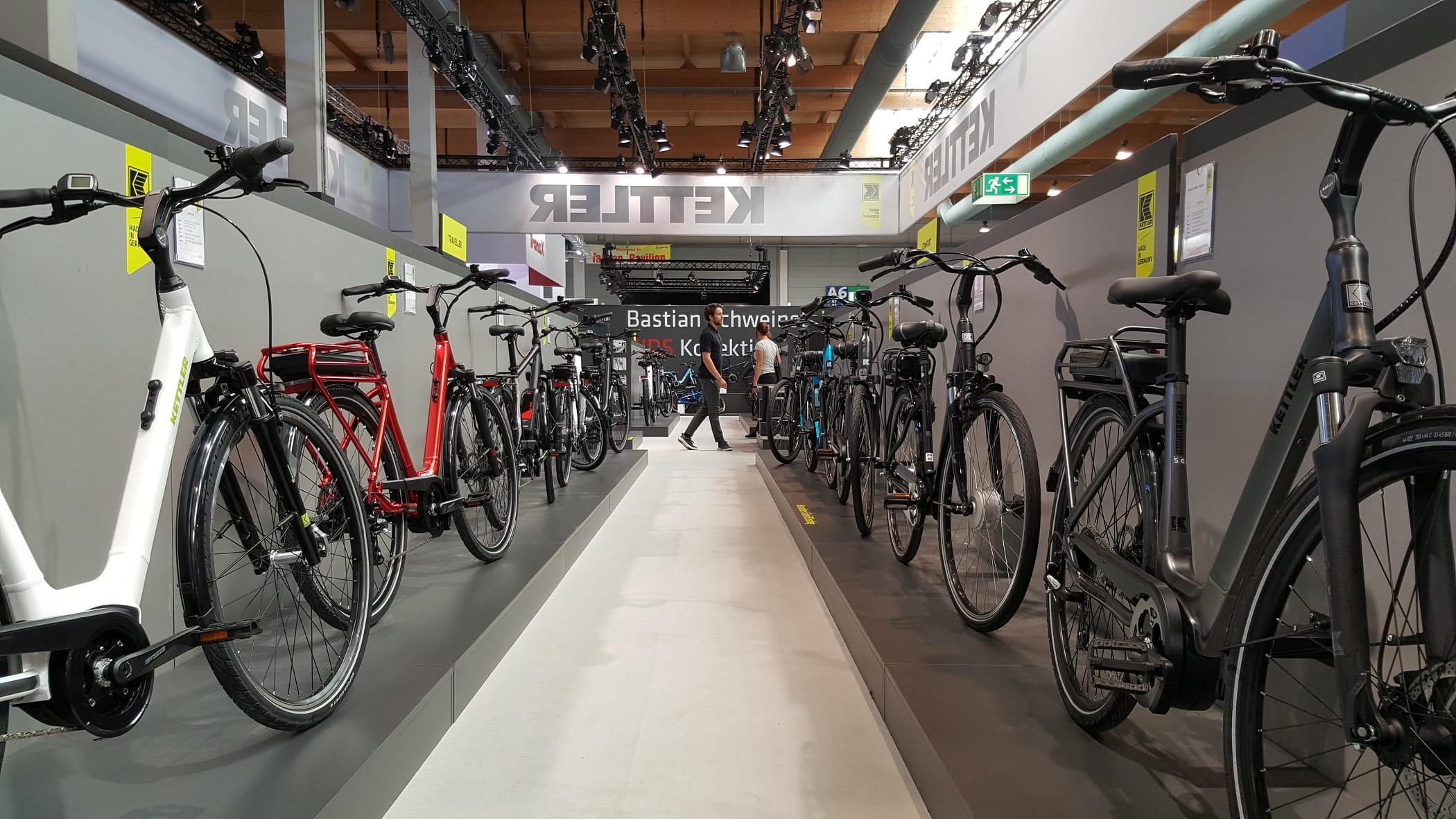 Kettler E-Bikes 2020