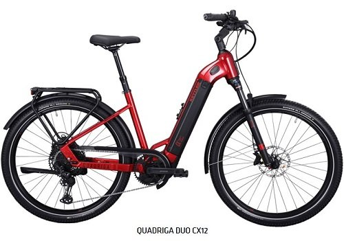 Kettler Quadriga Duo CX12 2020