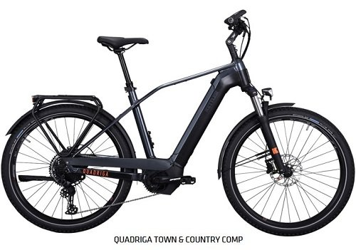 Kettler Quadriga Town and Country Comp 2020