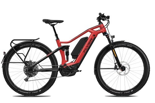 Flyer Goroc3 6.50 HS Full Suspension Dual Battery 2020