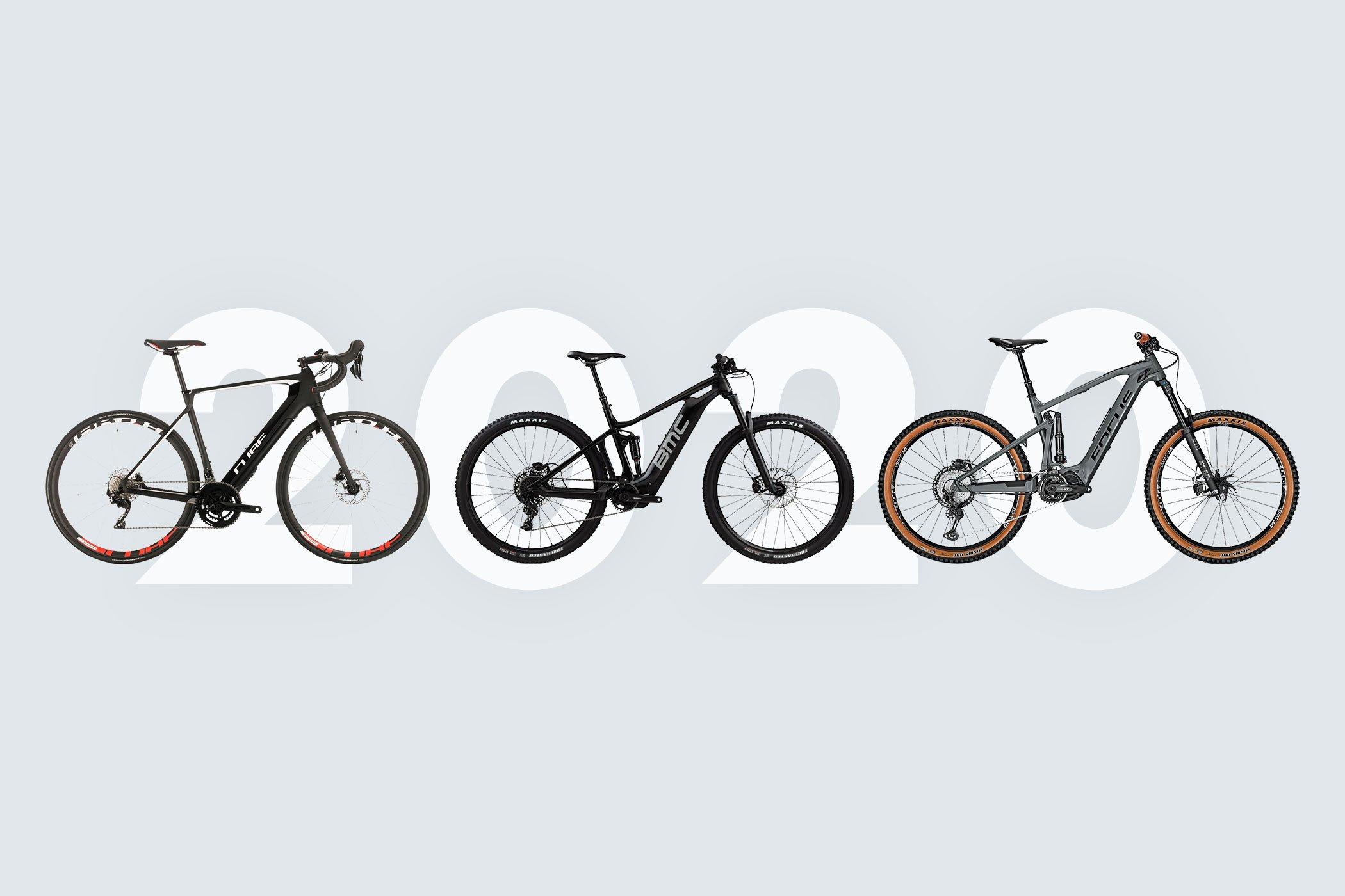E-Bike Modelle Neuheiten und Trends 2020