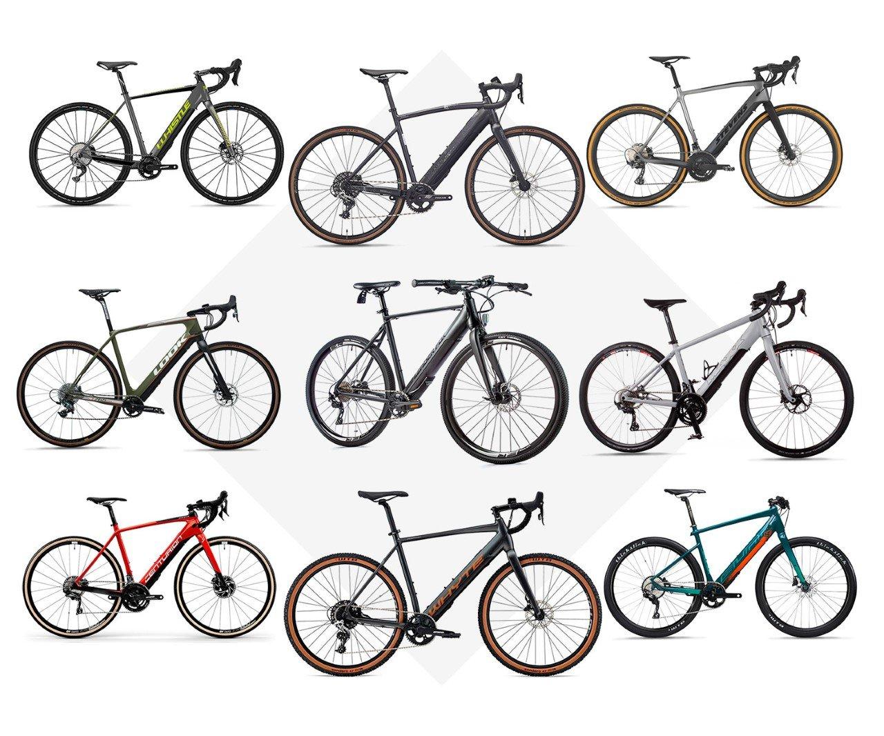 Gravel Bikes mit Fazua Motor