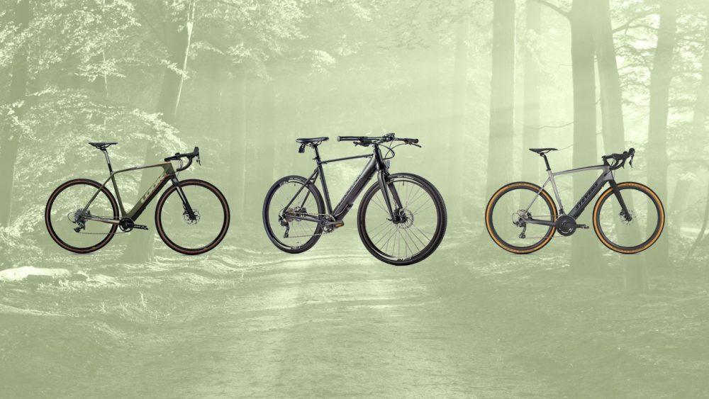 Gravel E-Bikes