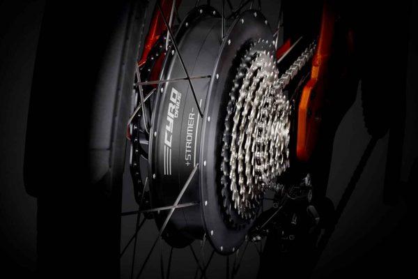Bekommt der Hinterradmotor seine zweite Chance?
