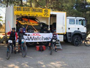E-Bike Desert Challenge 2020