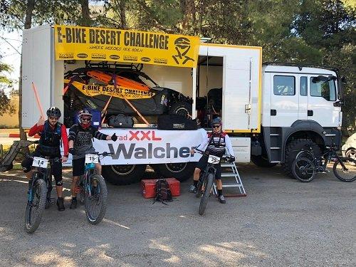 E-Bike Desert Challenge 2020 Tag 1