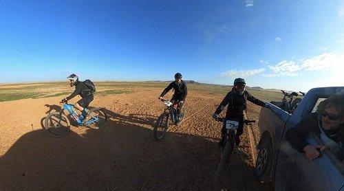 E-Bike Desert Challenge 2020 - Fahrrad XXL ist dabei!