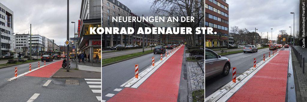 Konrad Adenauer Straße