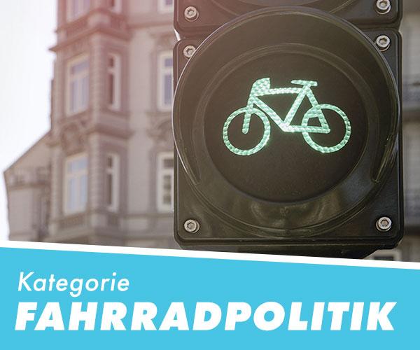 Fahrrad XXL Blogawards 2020 Kategorie: Fahrradpolitik