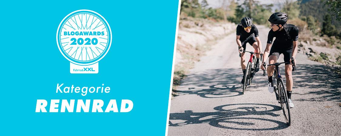 Fahrrad XXL Blogawards 2020 Kategorie: Rennrad