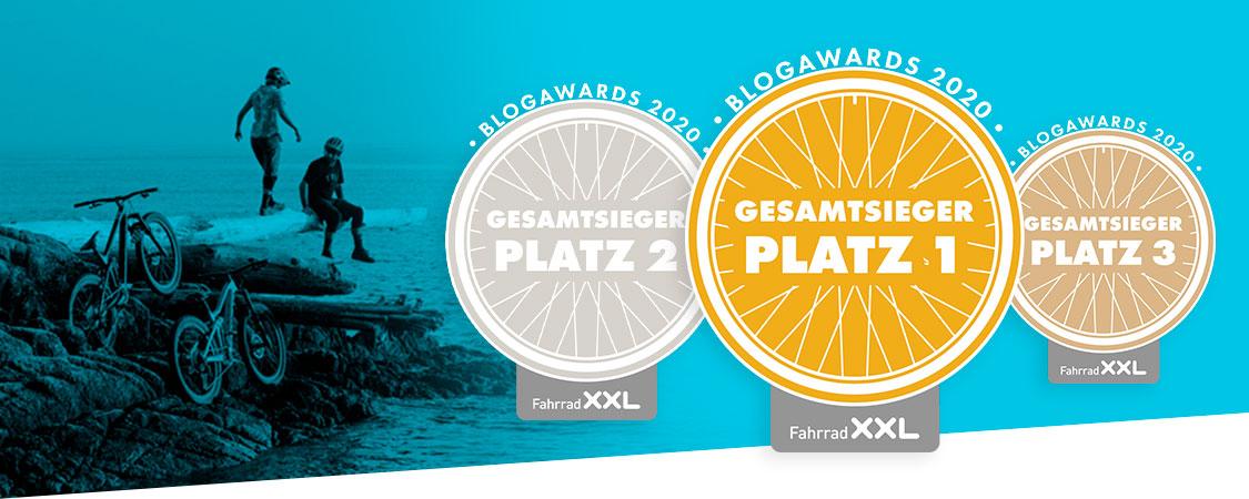 Fahrrad XXL Blogawards 2020!