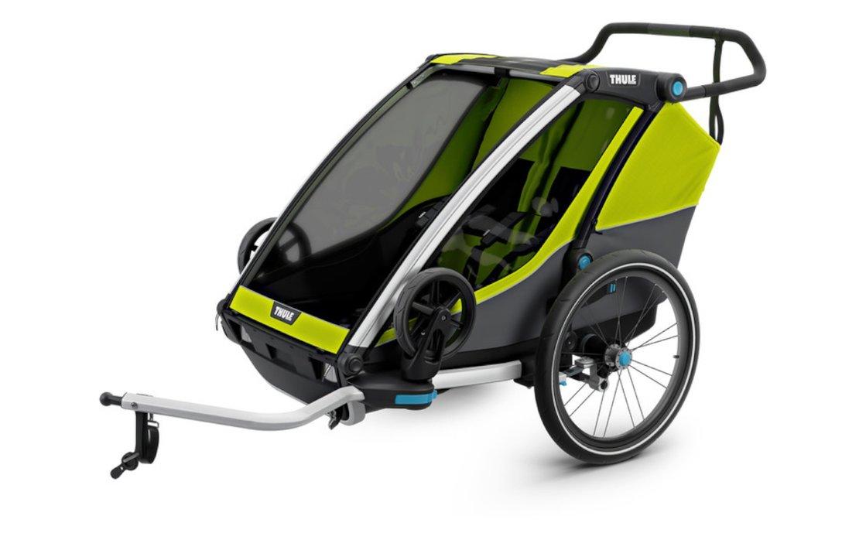 Thule Chariot Cab 2 im Test