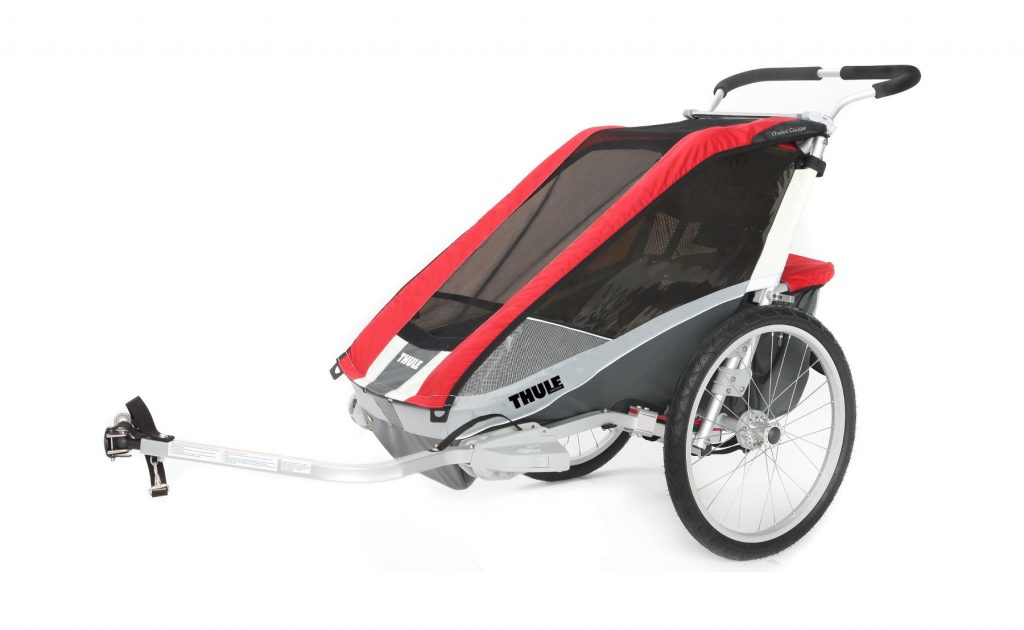 Thule Chariot Cougar 1 im Test