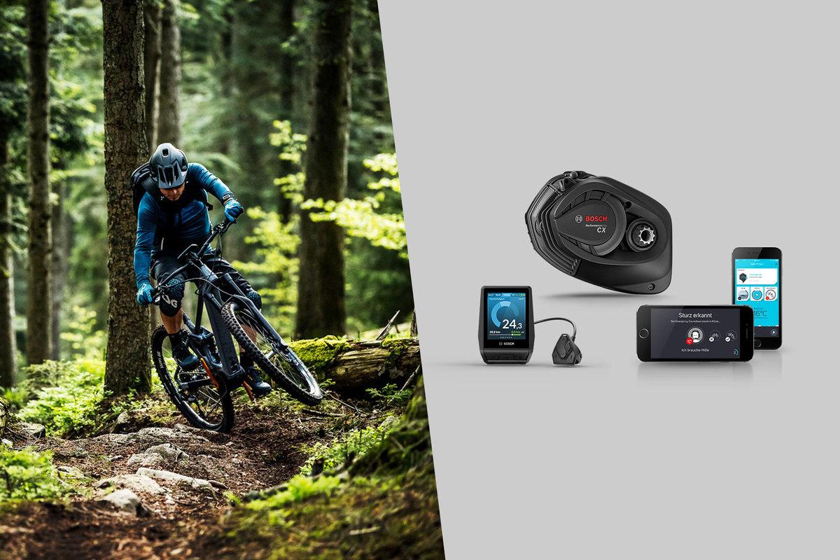 Bosch E-Bike Neuheiten 2021 - Motor/Nyon/Kiox