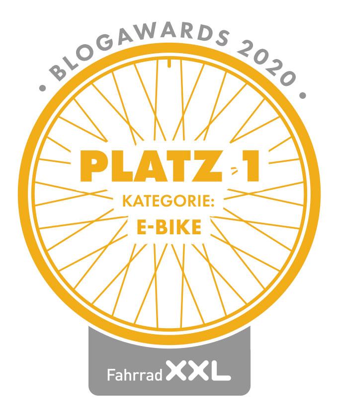 Fahrrad XXL Blogawards 2020: Interview mit dem Sieger der Kategorie E-Bike