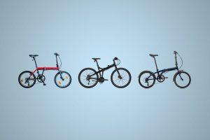 Falträder im Test