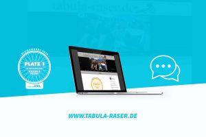 Interview mit tabula-raser.de - Blogawards-Sieger in der Kategorie Touren & Reisen