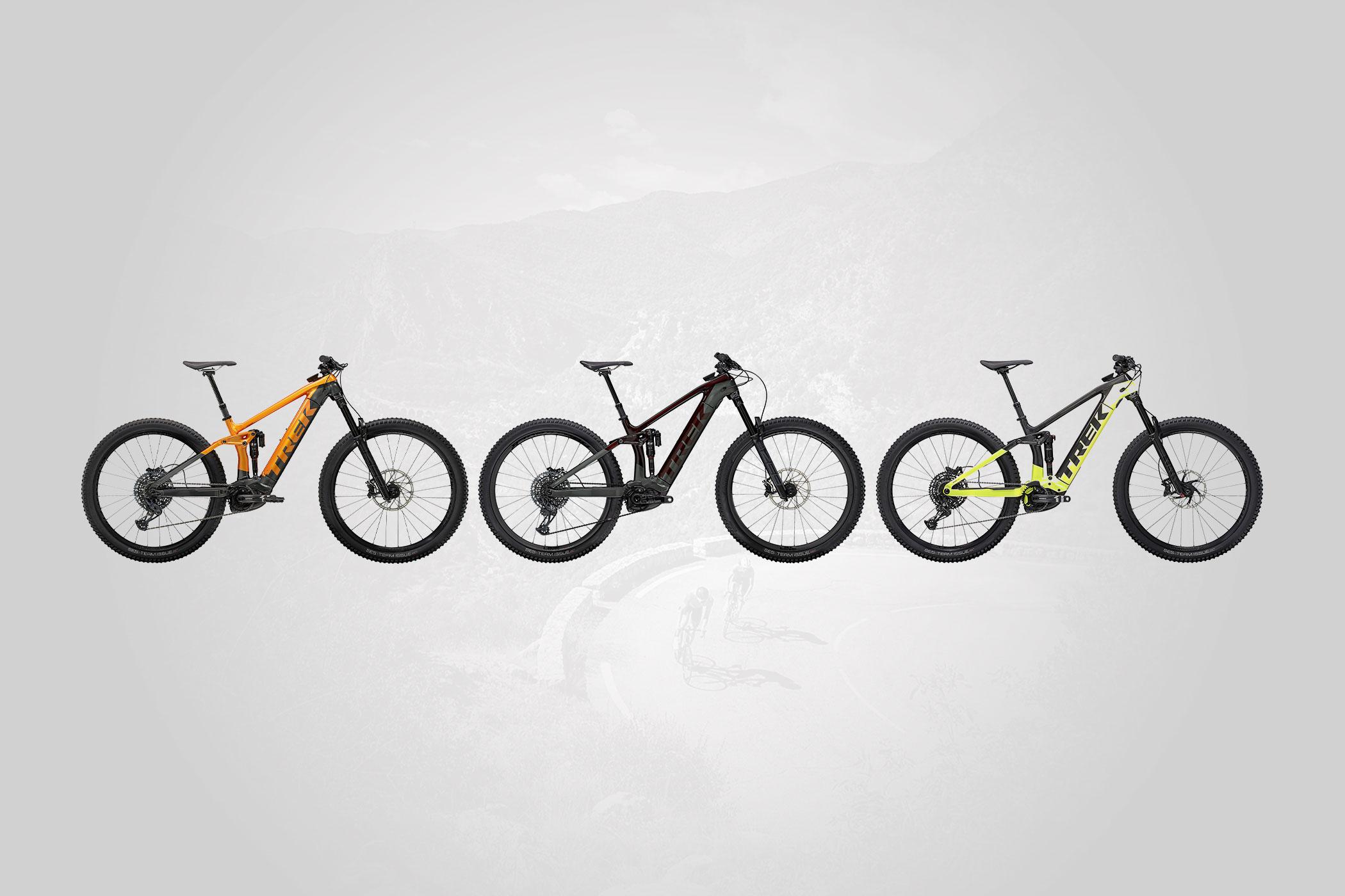 Trek E-Bike Neuheiten 2021