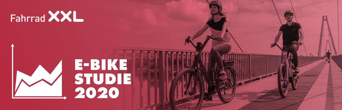 Fahrrad XXL E-Bike-Studie 2020