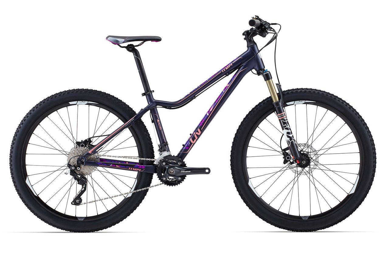Giant Tempt 1 - 2015 - 27,5 Zoll - Hardtail